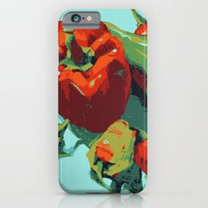 Peppers art print food kitchen art Slim Case iPhone 6s