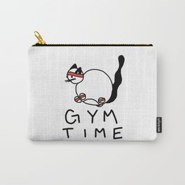 Gym Time Carry-All Pouch