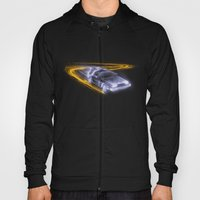 Neon Back to the Future Hoody