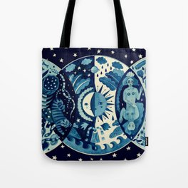 Little Universe Tote Bag