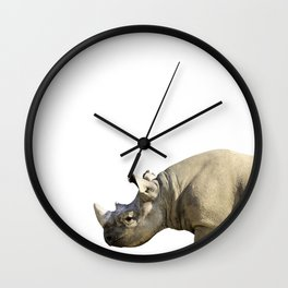 Rihno Wall Clock