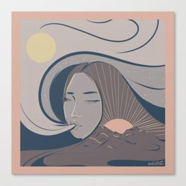 Sweet Relief Canvas Print