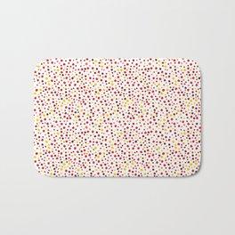 Bubble Rocks-Sunshine: Part of Organic Medallion collection Bath Mat