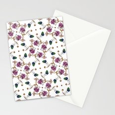 Hands arabesque Stationery Cards