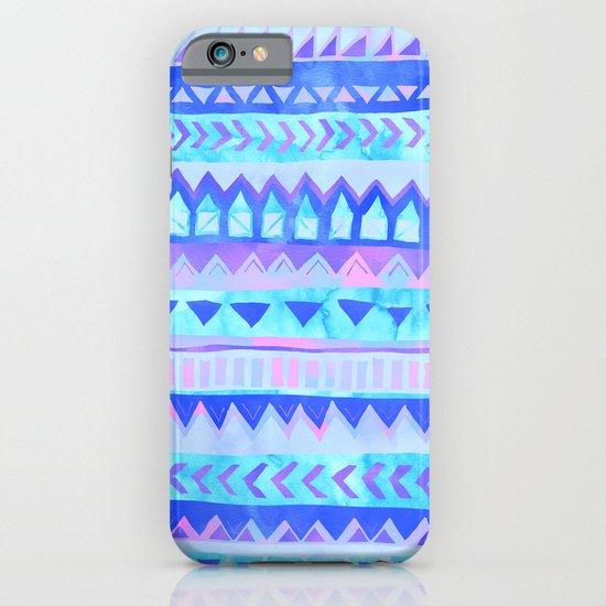 Tribal Stripe - Pastel iPhone & iPod Case
