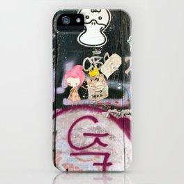 STREET ART #10 iPhone Case