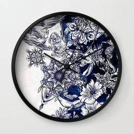 Settle Wall Clock
