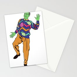 Ghost Dad Stationery Cards