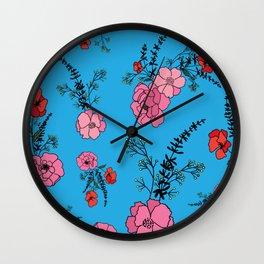 No One Can Make You Feel Inferior - Eleanor Roosevelt - Original Wall Clock