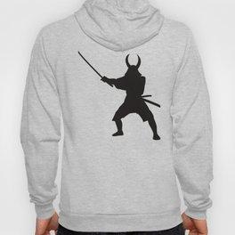 Samurai Sword Warrior Hoody