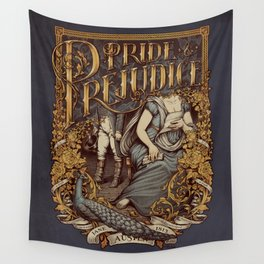 Pride and Prejudice Wall Tapestry