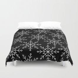 Give Me a Black & White Christmas - 3 Duvet Cover