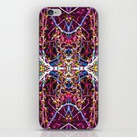 baphomet iPhone & iPod Skins featuring Baphomet 3 by Kevin Kolstad