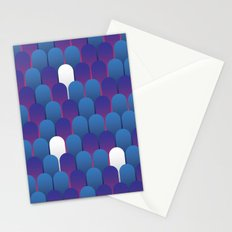 Abstract 16 Stationery Cards