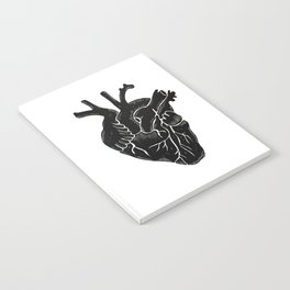 Black Heart II Notebook