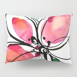 Ecstasy Bloom No. 3 by Kathy Morton Stanion Pillow Sham
