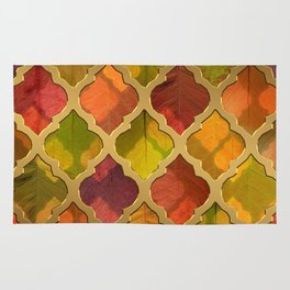 Glow of Autumn Rug