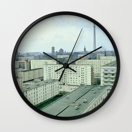 East Berlin '69 Wall Clock