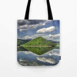 Summer reflections Tote Bag