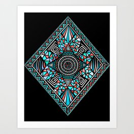 New Paths Art Print