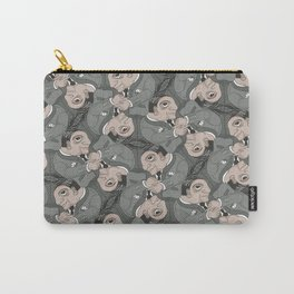 Posh*Usher tessellation Carry-All Pouch