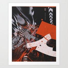 XXXX0002 Art Print