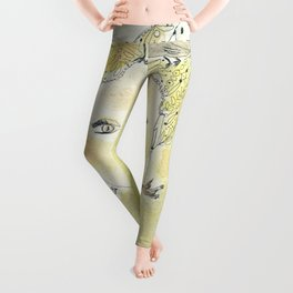 Thoughts to seize on Leggings