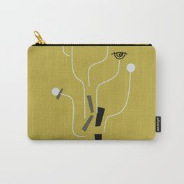 Clueless Bramble [Gold] Carry-All Pouch