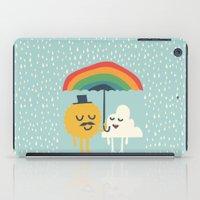 gentleman iPad Cases featuring A True Dandy Gentleman by Picomodi