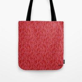 Feathered Flocks - Pomegranate Tote Bag