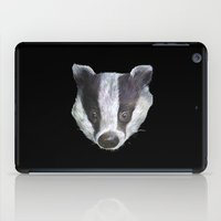 badger iPad Cases featuring Badger! by Alison Jacobs