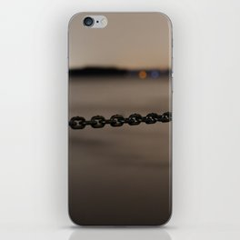 Night on the Mississippi iPhone Skin