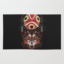 Mononoke Totem Rug