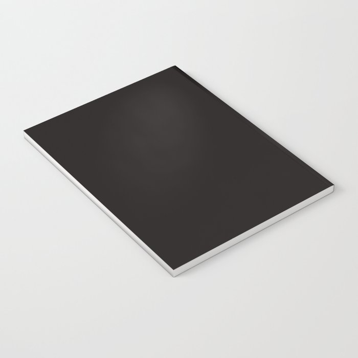 I'll never let go Notebook