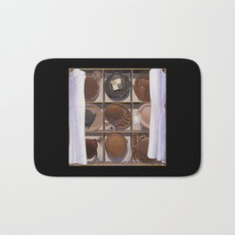 Chocolates — L Diane Johnson Bath Mat