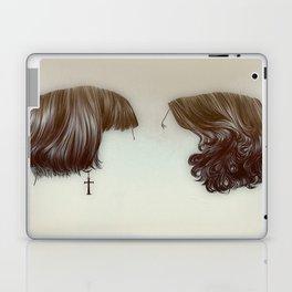 hairstyles Laptop & iPad Skin