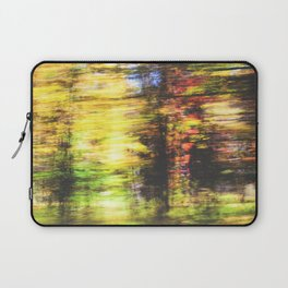 speed of fall Laptop Sleeve