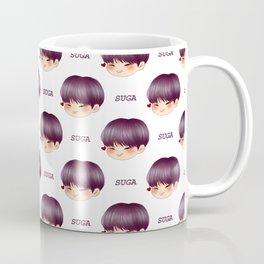 BTS Suga Cute Chibi Coffee Mug