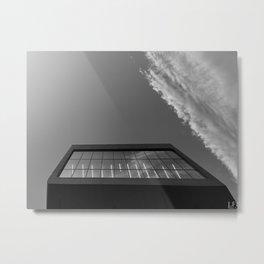 Arhitecture Metal Print