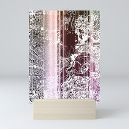 THE A LIST Mini Art Print