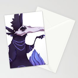 Real Monsters- Paranoia Stationery Cards