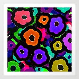 Floral 108 Art Print