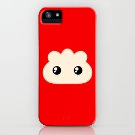 Pocket Pork Dumpling iPhone Case
