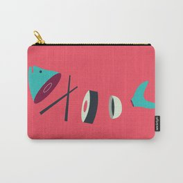 Sushi Fish Carry-All Pouch