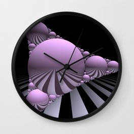 Apollonian gasket -var3- Wall Clock