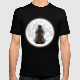 Yip Yip into the Moonlight T-shirt
