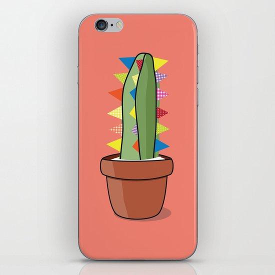 Cactu iPhone Skin
