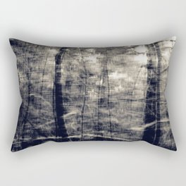 Winter forest Rectangular Pillow