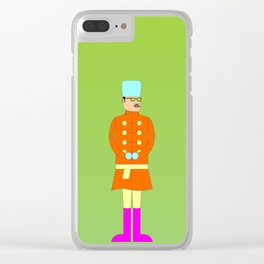The Russian (VII) Clear iPhone Case