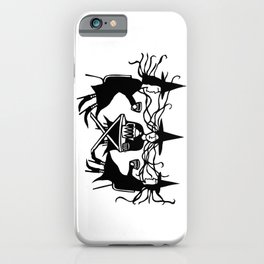 Witch Fika iPhone Case